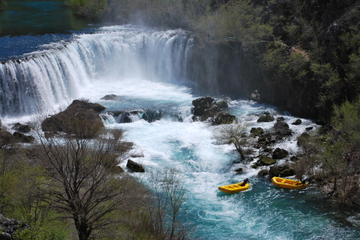 Half-Day River Rafting in Zrmanja