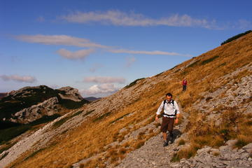 Trekking im Nationalpark Paklenica