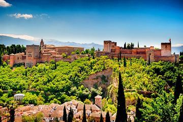 Excursion d'une journée à l'Alhambra et à Grenade au départ de Séville
