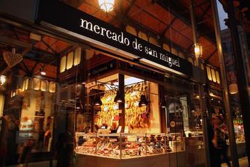 Fietstour langs markten in Madrid