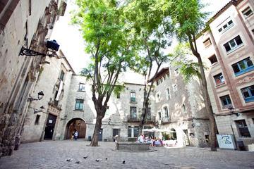 Altstadt und Gòtic-Viertel in...