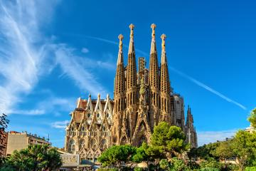 Barcelona Small Group Tour with Skip-The-Line Park Güell and Sagrada...