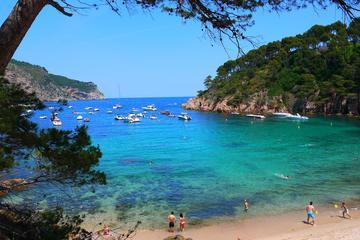 Geführter Tagesausflug nach Girona und Costa Brava ab Barcelona