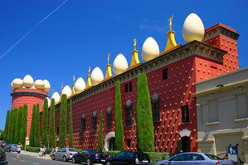 Girona, Figueres Small Group Tour...