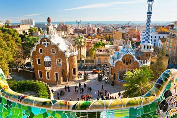 Höhepunkte von Barcelona: Private Tagestour einschließlich Park Güell