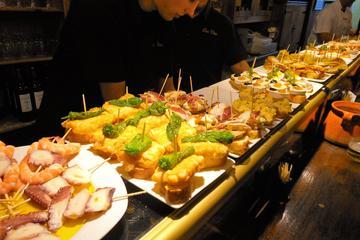 Halvdags tapasgåtur i Barcelona