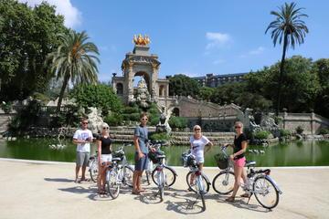 Recorrido personalizado en bicicleta de 4 horas por Barcelona para...