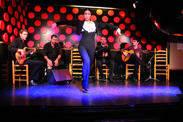 Barcelona Tapas Walking Tour and Flamenco Show