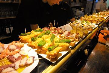 Visite gastronomique guidée privée: sélection de tapas à Barcelone