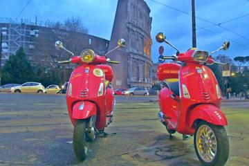 4-Hour Rome's Highlights by Vespa...