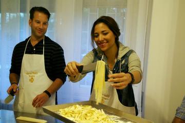 ローマで1日シェフ体験:小グループの料理クラス