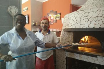 Pizza tour and make your own pizza class in Rome