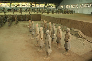 Beijing To Xian Terracotta Warriors One Day Private Tour With All Inclusive