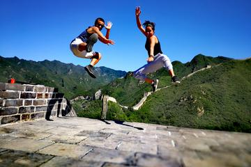 JW Marriott Hotel to Mutianyu Great wall Half Day Tour