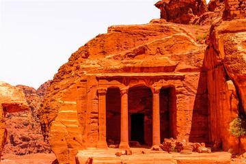 2-Day Petra and Wadi Rum from Tel-Aviv