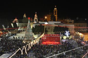 christmas eve in jerusalem midnight mass in bethlehem