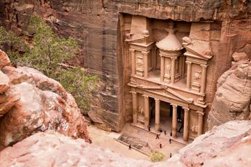 Dagtour vanuit Tel Aviv naar de stad Petra