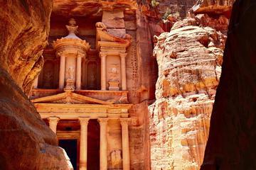 Excursión de día completo a Petra desde Eilat