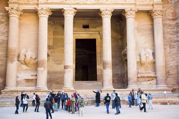 Petra und Wadi Rum: 2-tägige Tour ab Tel Aviv