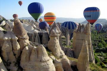 8-Day Seven Wonders of Turkey Tour