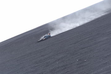 Private Cerro Negro Volcano...