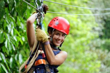 Reserva: aventura en tirolina Mombacho