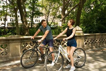 Fahrradverleih, Central Park