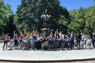 Noleggio bici a Central Park