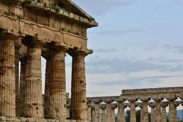 Excursión privada a las ruinas griegas de Paestum
