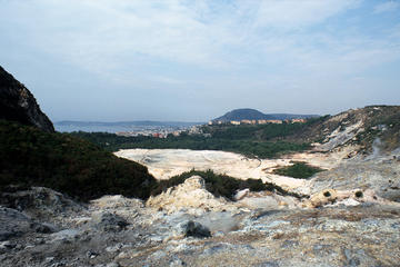 Excursión privada desde Nápoles a Campos Flégreos, Pozzuoli, Cuma
