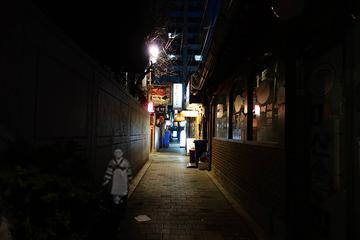 ソウルのダーク サイドに触れる夜のゴースト ツ…