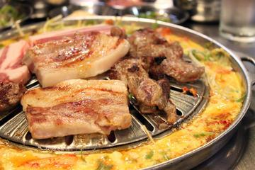 ソウルの焼肉、パブ、市場ツアー