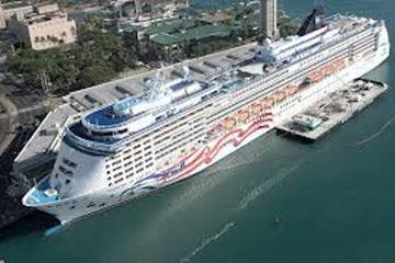 Shared Orlando Cruise Port Transfer: Airport to Port