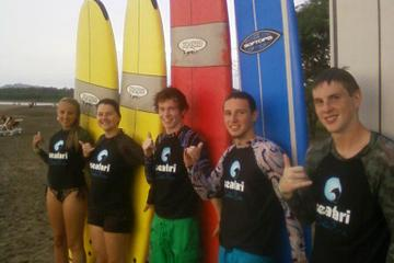 4-Day or 7-Day Basics of Surfing Program
