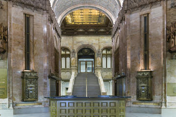 Woolworth Building: Lobby-Tour