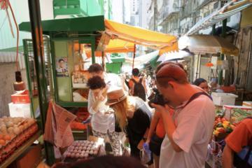 Excursion personnalisée privée d'une demi-journée à Hong Kong avec un...