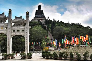 Full Day Lantau Island Small Group Tour in Hong Kong
