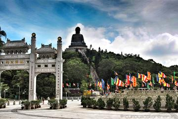 Full-Day Private Tour of Lantau Island including Big Buddha and Tai O