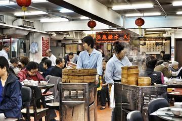 Private Food Tour: Hong Kong Island