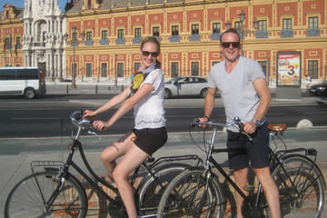 Highlights Bike Tour in Seville