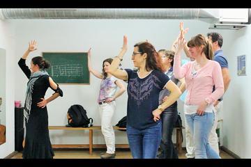 Leçon de flamenco avec spectacle en option à Séville