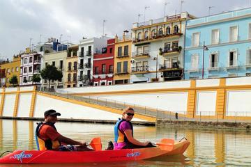 Recorrido en kayak en Sevilla