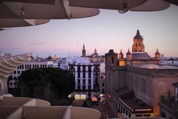 Visite à pied sur les toits de Séville