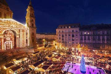 Kerstmarkttour in Boedapest inclusief bezoek aan een thermaalbad