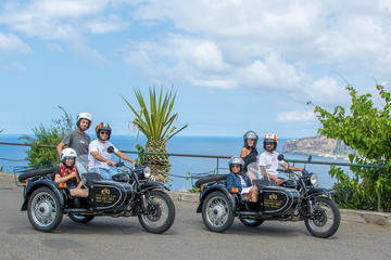 Madeira Scenic Tour by Sidecar and...