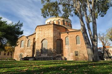Excursão histórica pelos locais sagrados de Constantinopla