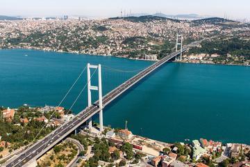Morning Bosphorus Cruise From Istanbul