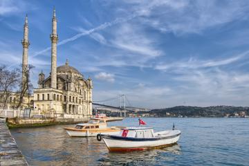 Ortakoy Bosphorus Cruise at Noon From ...