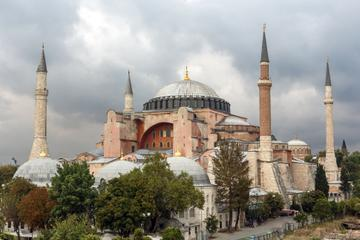 Small-Group Afternoon Tour of the Hippodrome and Hagia Sophia in...
