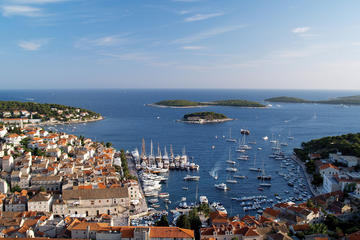 Hvar and Bol Cruise Day Trip from Split or Trogir
